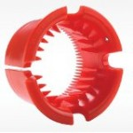 Инструмент для очистки щетки цилиндрический