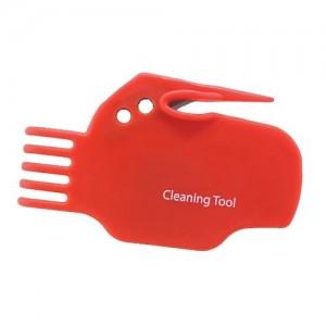 Инструмент для очистки щетки с лезвием